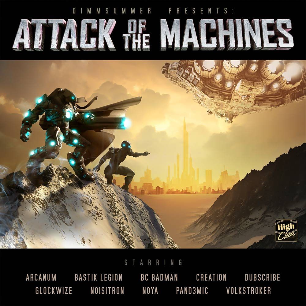 dimmSummer presents Attack of the Machines