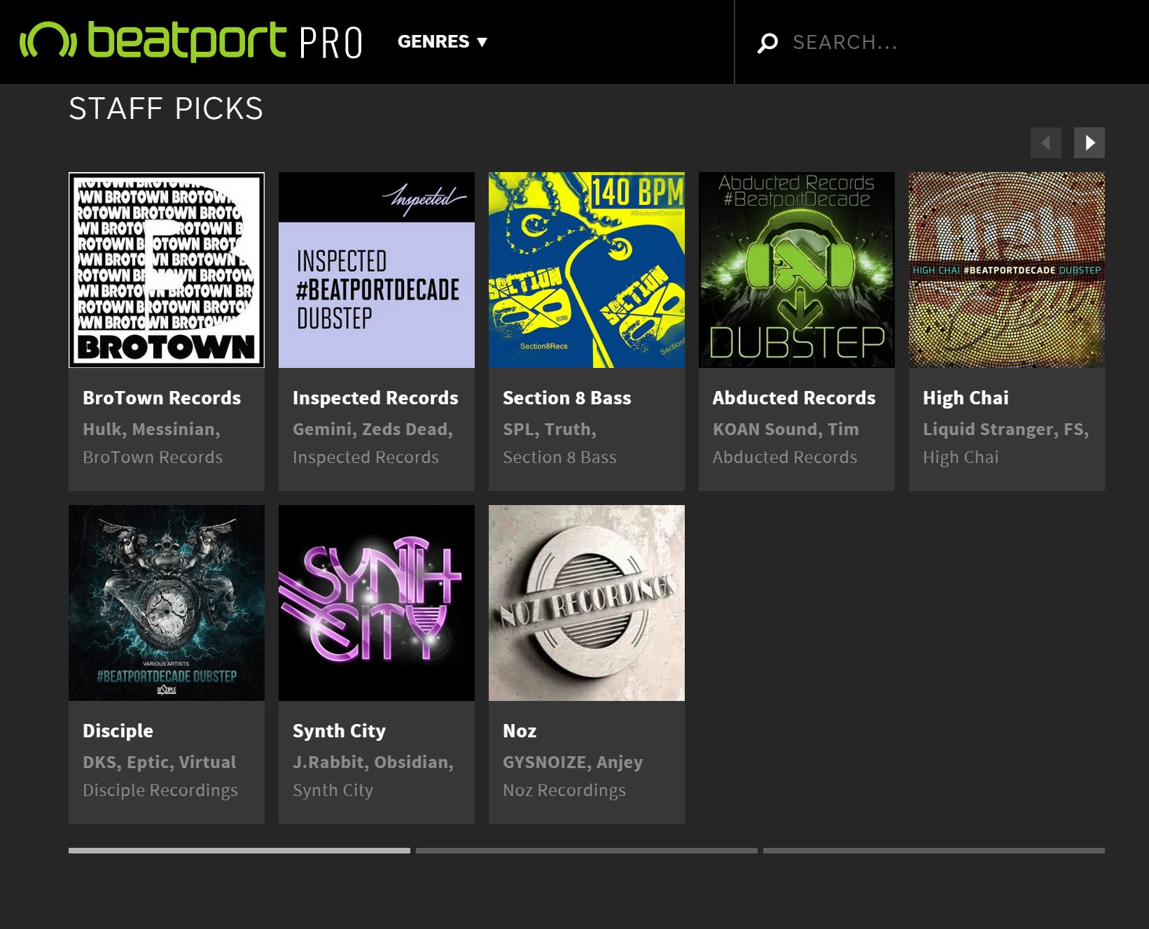 Beatport Staff Pick 02.20.15